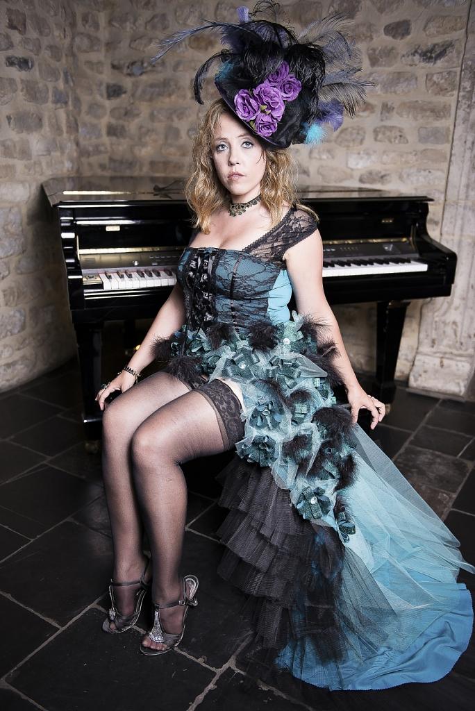 Model & MUA: Anneke