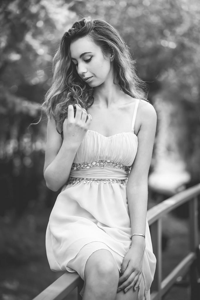 Model: Aurélie