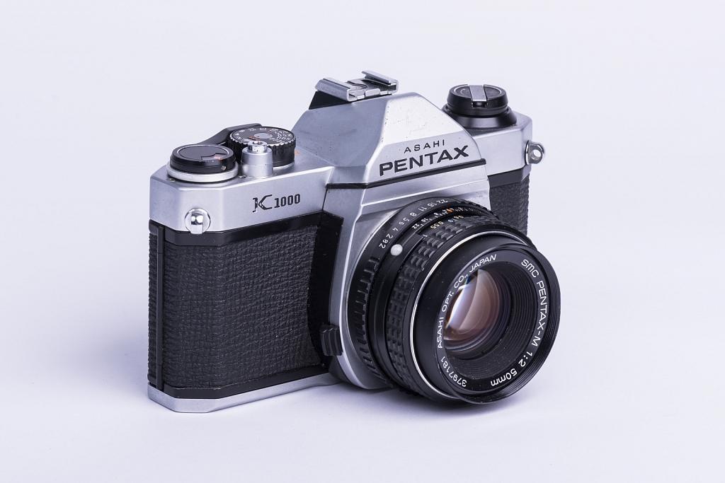 Pentax Asahi k1000