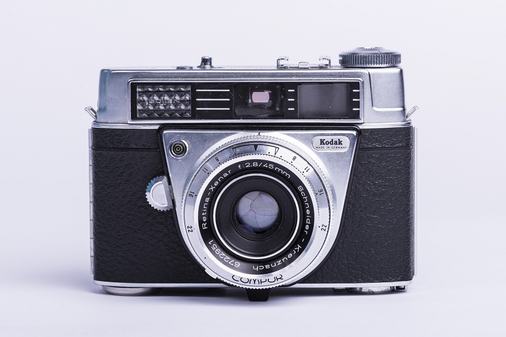 Kodak Retina Automatic II Retina Xenar f/2,8 45mm
