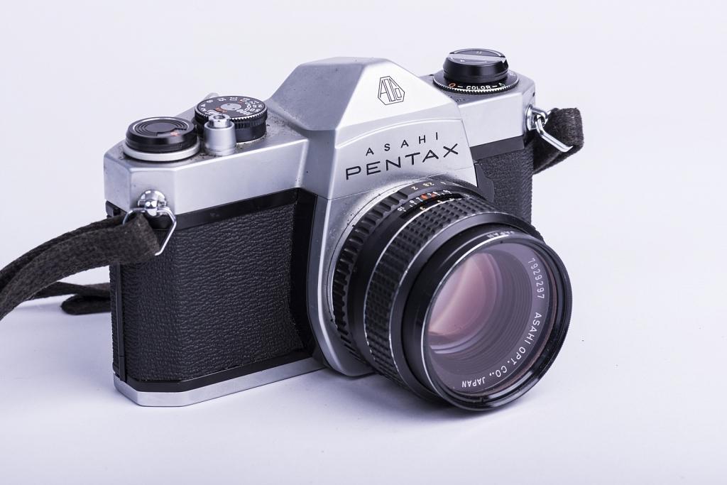 Pentax Asahi SP1000