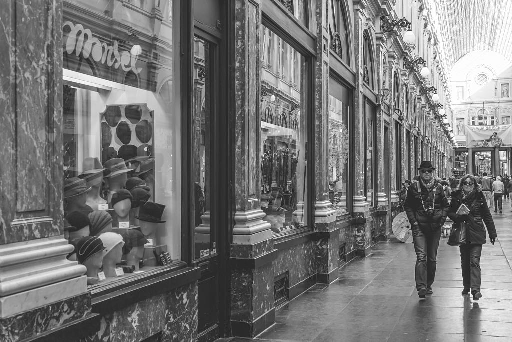 Galeries Royales St Hubert - Galerie du roi