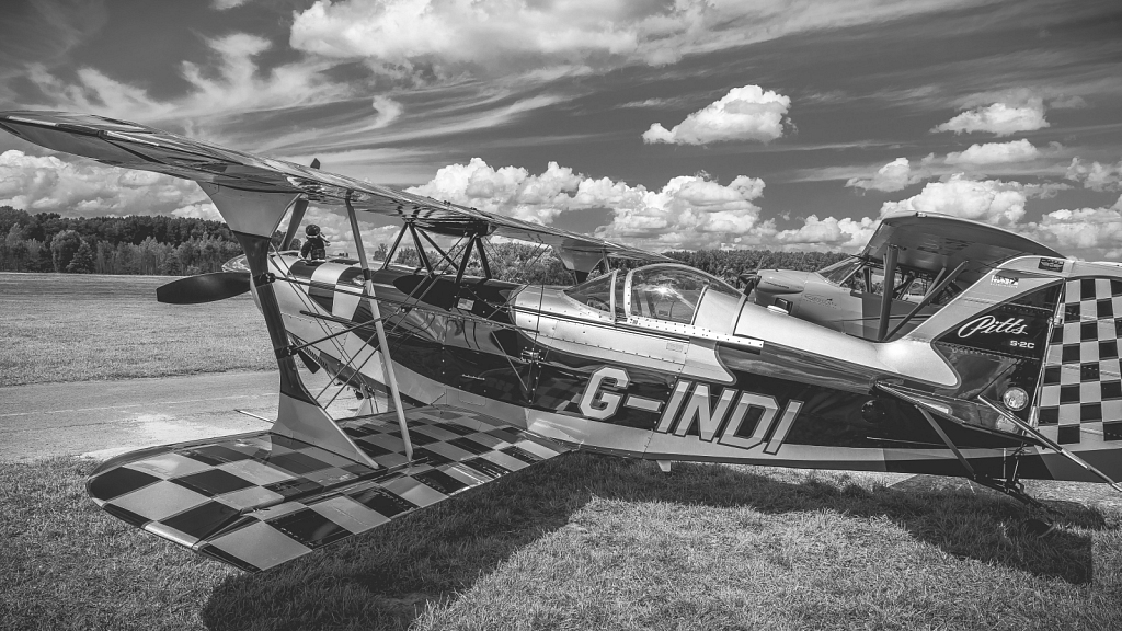 Pitts S-2C Aircraft