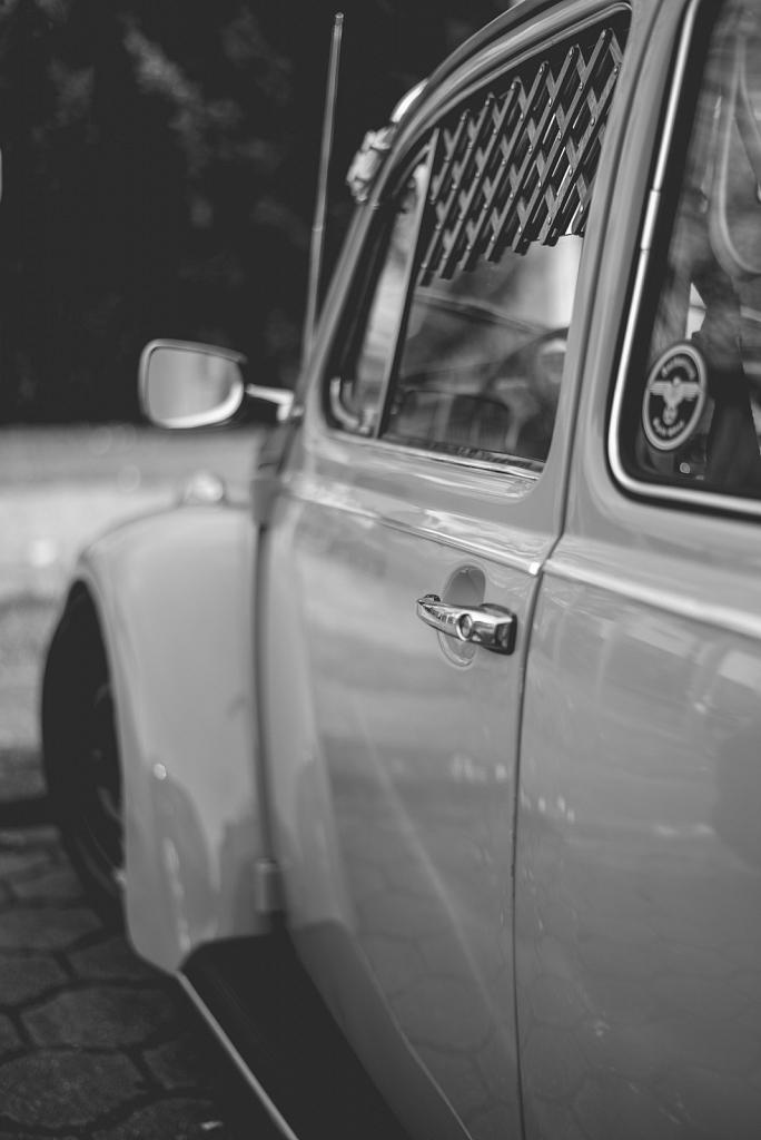 The Doors - VW Beetle